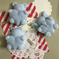baby shower soap favor