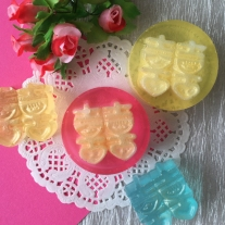 double happiness soap favour chinese wedding