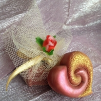 heart soap door gift idea