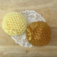 honey soap wedding favor