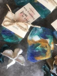 Gemstone Soap Wedding Favour In Kuala Lumpur