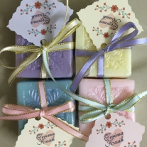 soap favours for wedding and other partys